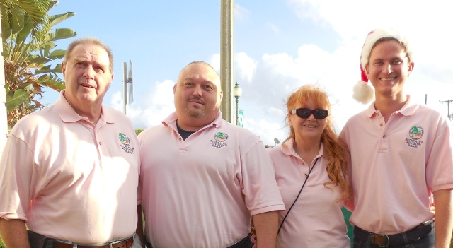 The advisory board to the Lake Worth Recreation Dept.