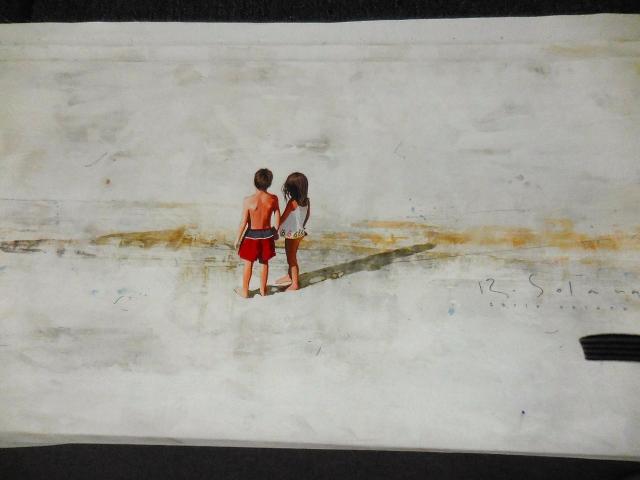 Bruce Webber Gallery  artist Berta Solana