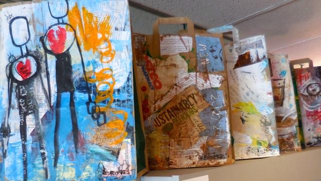 RCB Gallery artist Rolando  c
