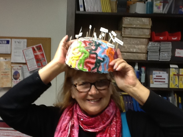 hat depicting all the categories that 4-H mentors