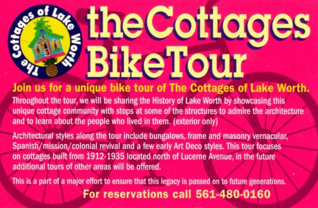 Cottages Bike Tour 1