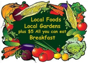 Local Foods Local Gardens 2.22.15