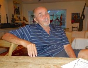 Walter Harper Parrot Cove Author