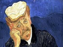 Dr. Gachet Vincent van Gogh