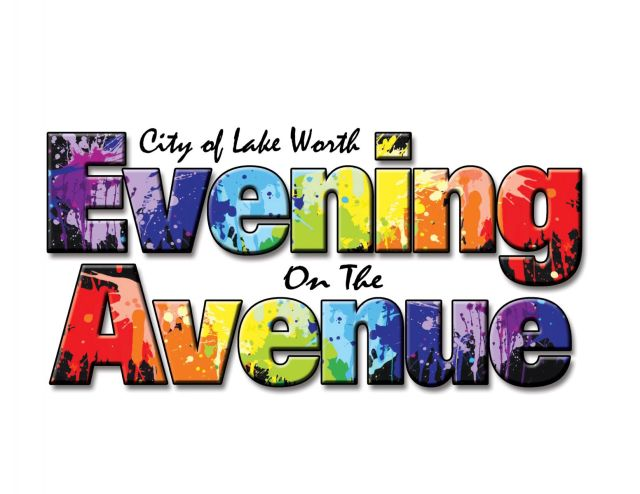 EVENING ON THE AVENUE logo