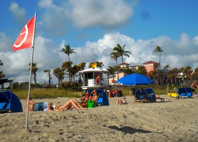 Beach Dec. 24